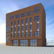 Building_12 3d model