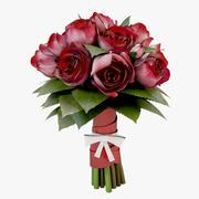 Розы (01) 3d model