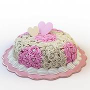 ケーキ_026 3d model