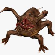 Жир Существо 3d model