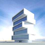 Edifício_14 3d model
