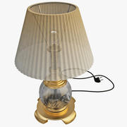 Table Lamp 5 3d model