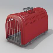 Pet Carrier 3d model