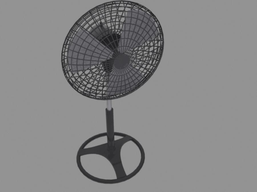 ファン royalty-free 3d model - Preview no. 5