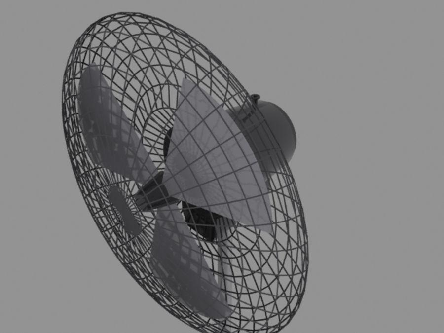 ファン royalty-free 3d model - Preview no. 2
