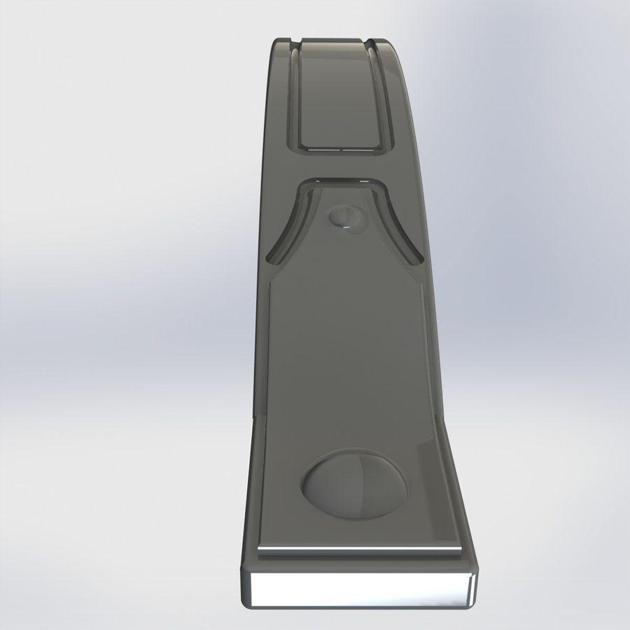 Mobilya Kolu 01 royalty-free 3d model - Preview no. 4