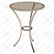 Eichholtz Table Bistro Paris 3d model