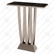 Eichholtz Table Console Beau Deco 3d model
