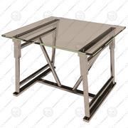 Eichholtz Côté Table Maddox 3d model