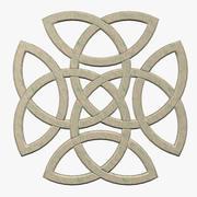 FG Celtic Knot 04 3d model