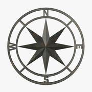 FG指南针 3d model