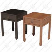 アイホルツテーブルサイドチャイニーズロー 3d model