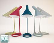 lampa AJ Louis Poulsen 3d model