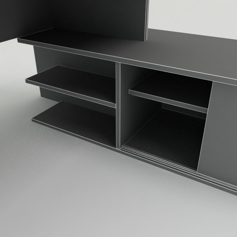 Дизайн стола royalty-free 3d model - Preview no. 5