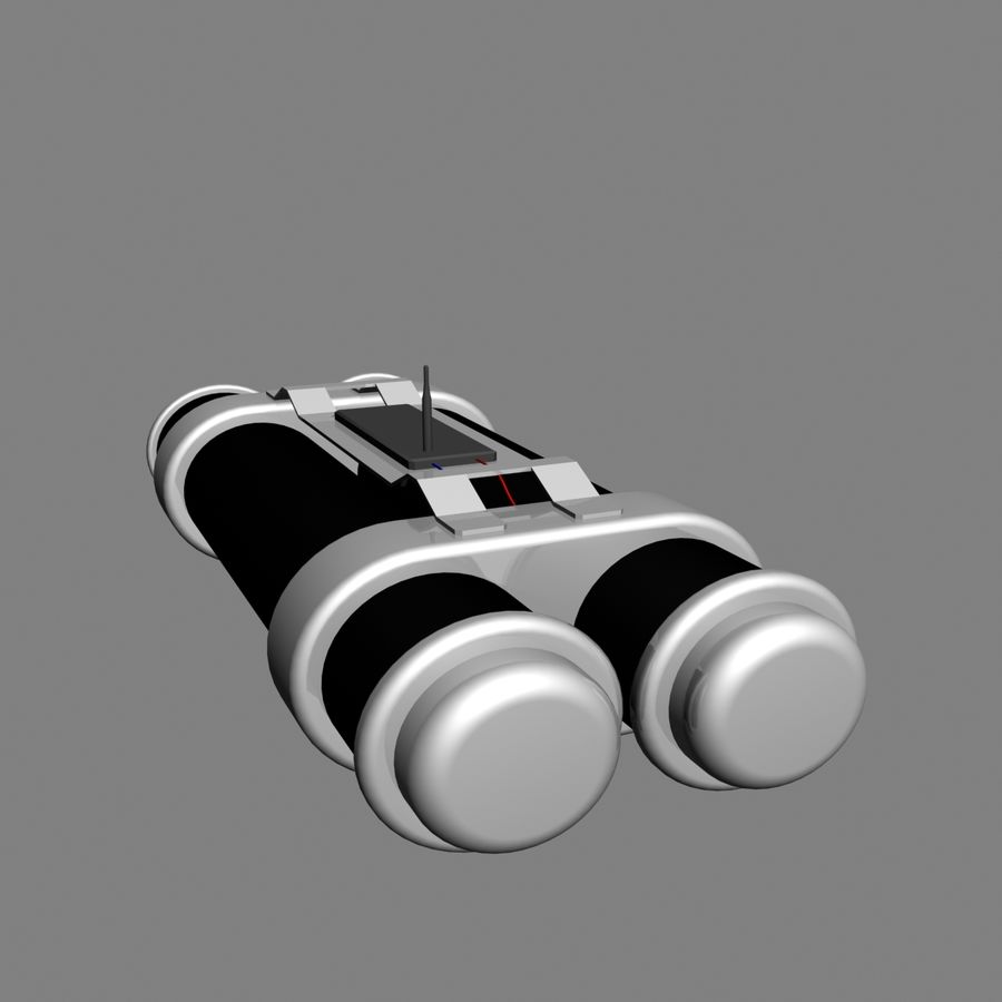 Bomb royalty-free 3d model - Preview no. 5