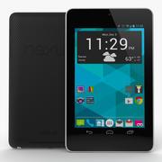 Google Nexus 7 3d model