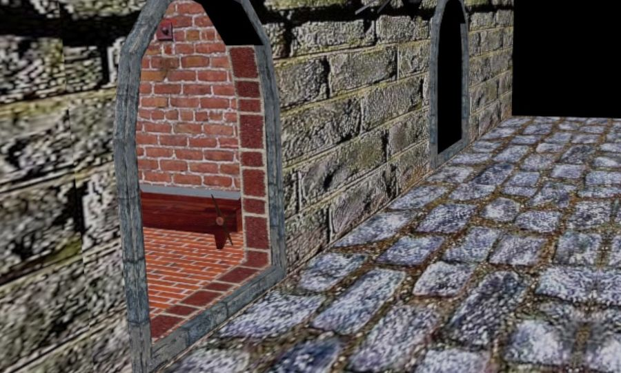 Torture Chamber royalty-free 3d model - Preview no. 17