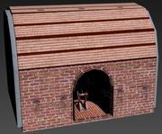 Câmara de tortura 3d model