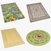 Carpet001-004 3d model