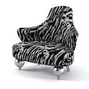 Скульптурное кресло Тейлор Ллоренте PL2100 3d model