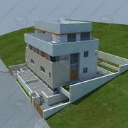 gebouw (1) (1) (1) (1) (1) (2) 3d model