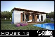 ファミリーハウス15 3d model
