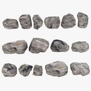 岩石1 3d model
