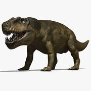 恐竜 3d model