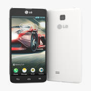 LG Optimus F5 P875 3d model
