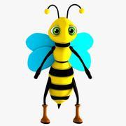 Bee Character 2 3d model