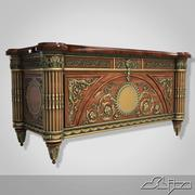 Chest Of Drawers 3d model