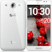 LG Optimus G Pro Biały 3d model