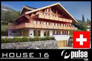 Dom Szwajcarski 3d model