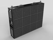 LED screen 3d model