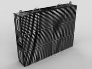 LED screen 3d model