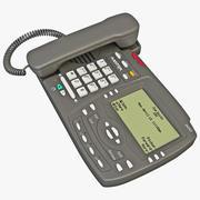 IP Phone Aastra 9480i 3d model