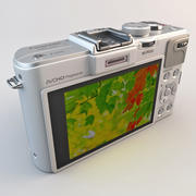 Panasonic LUMIX DMC-LX7W 3d model