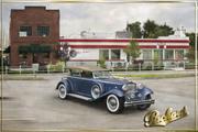Packard 3d model