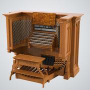 器官 3d model