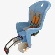 Bike Child Seat Polisport 3d model