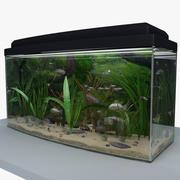 Aquarium 2 3d model