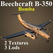 B350 BOM 3d model