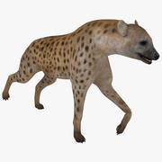 Hyena Pose 1 3d model