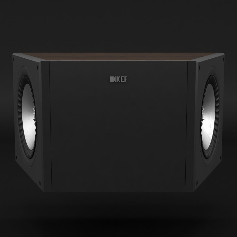 KEF Q系列 royalty-free 3d model - Preview no. 59