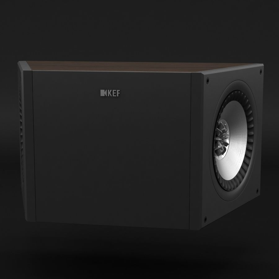 KEF Q系列 royalty-free 3d model - Preview no. 57