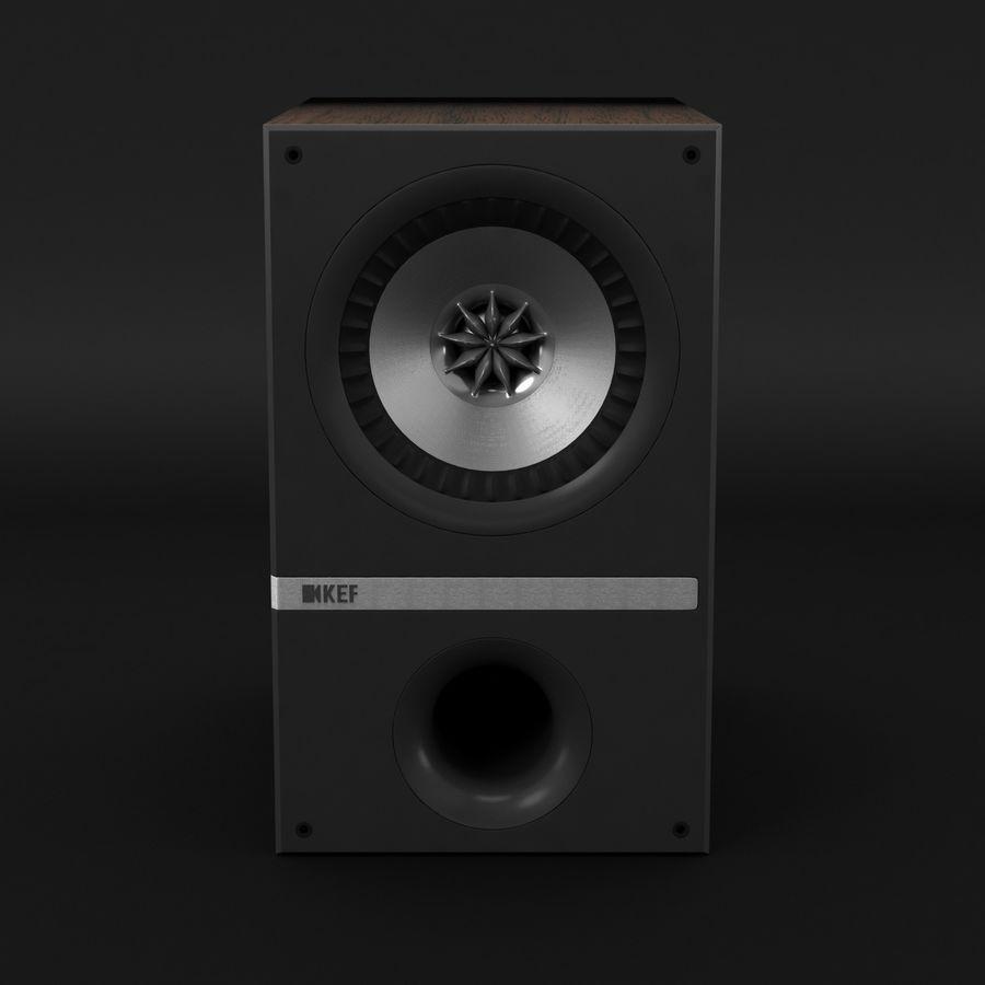 KEF Q系列 royalty-free 3d model - Preview no. 6