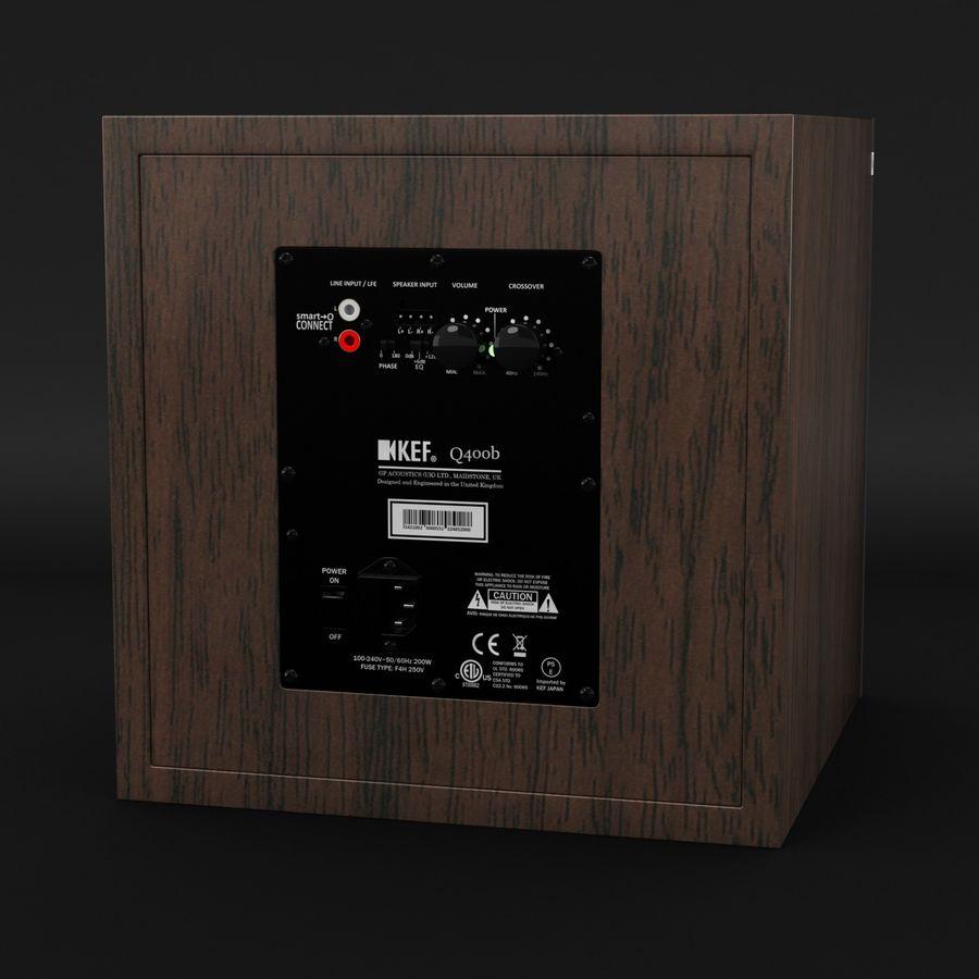 KEF Q系列 royalty-free 3d model - Preview no. 33