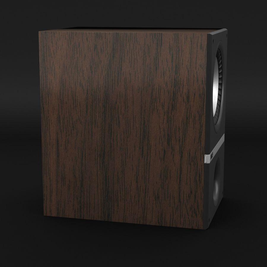 KEF Q系列 royalty-free 3d model - Preview no. 5