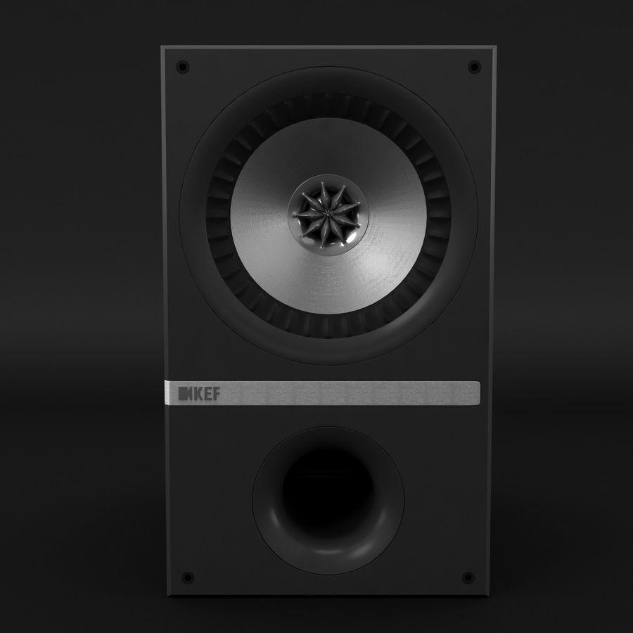 KEF Q系列 royalty-free 3d model - Preview no. 22