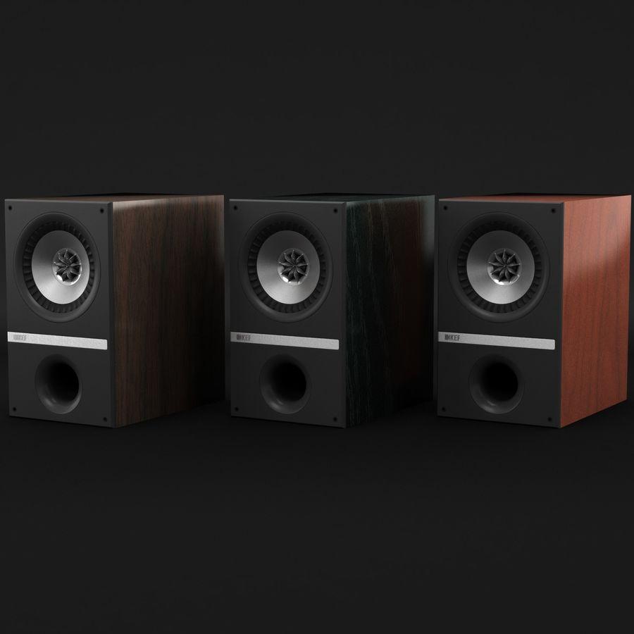 KEF Q系列 royalty-free 3d model - Preview no. 2